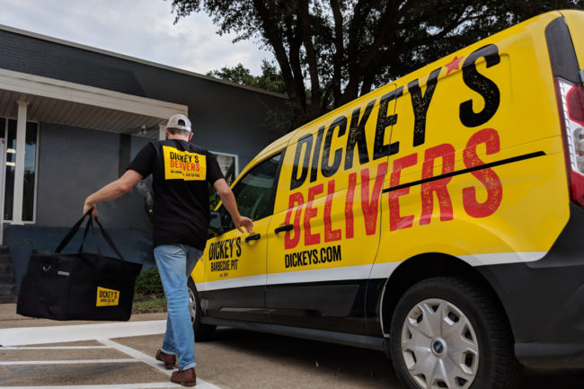 Dickey's Barbecue Pit delivery
