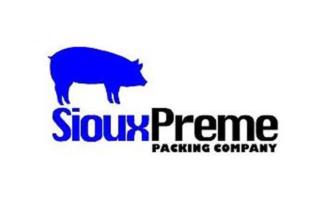SIOUXPREME PORK PROD logo