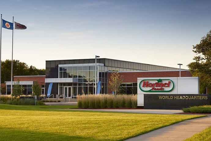 Hormel Foods Corp. world headquarters