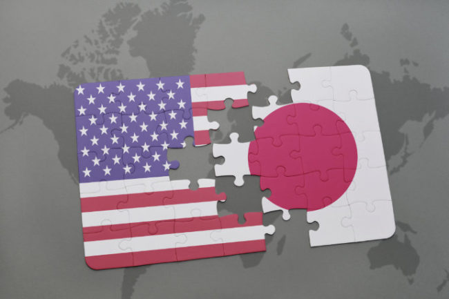 Japan US Food