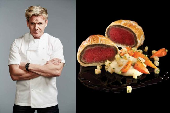 Multi-Michelin star chef Gordon Ramsay and Harrah's North Kansas City have partnered to open the first Gordon Ramsay Steak restaurant in the Midwest.