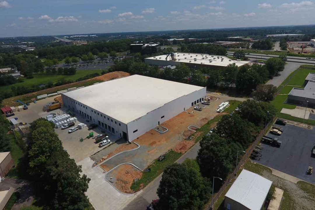 Southern Foods plant