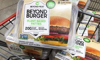 Beyond burger smaller