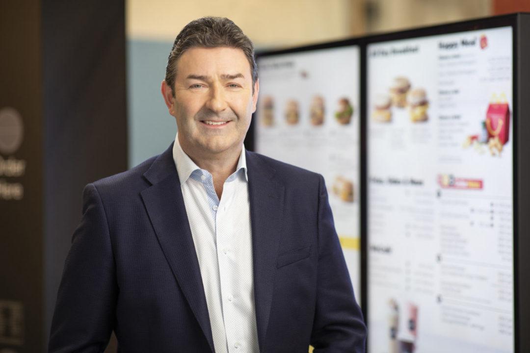 McDonald's former CEO
