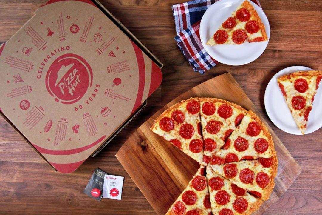 Pizza Hut Smallest