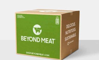 Beyond meat delivery