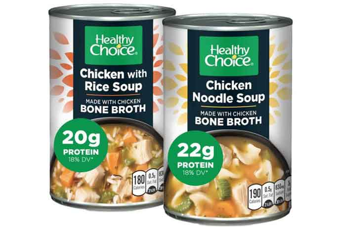 Bone broth is enjoyed by consumers as a nutrient-dense food or beverage.