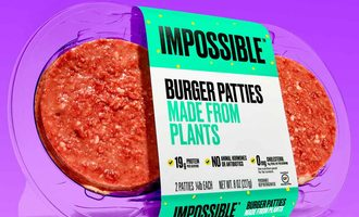 Impossible patties two pack