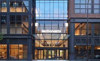 Mcdonalds hq exterior