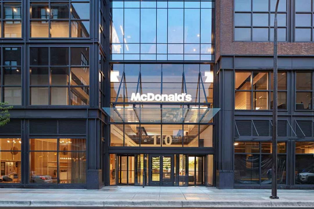 McDonald's has launched a review of the company culture
