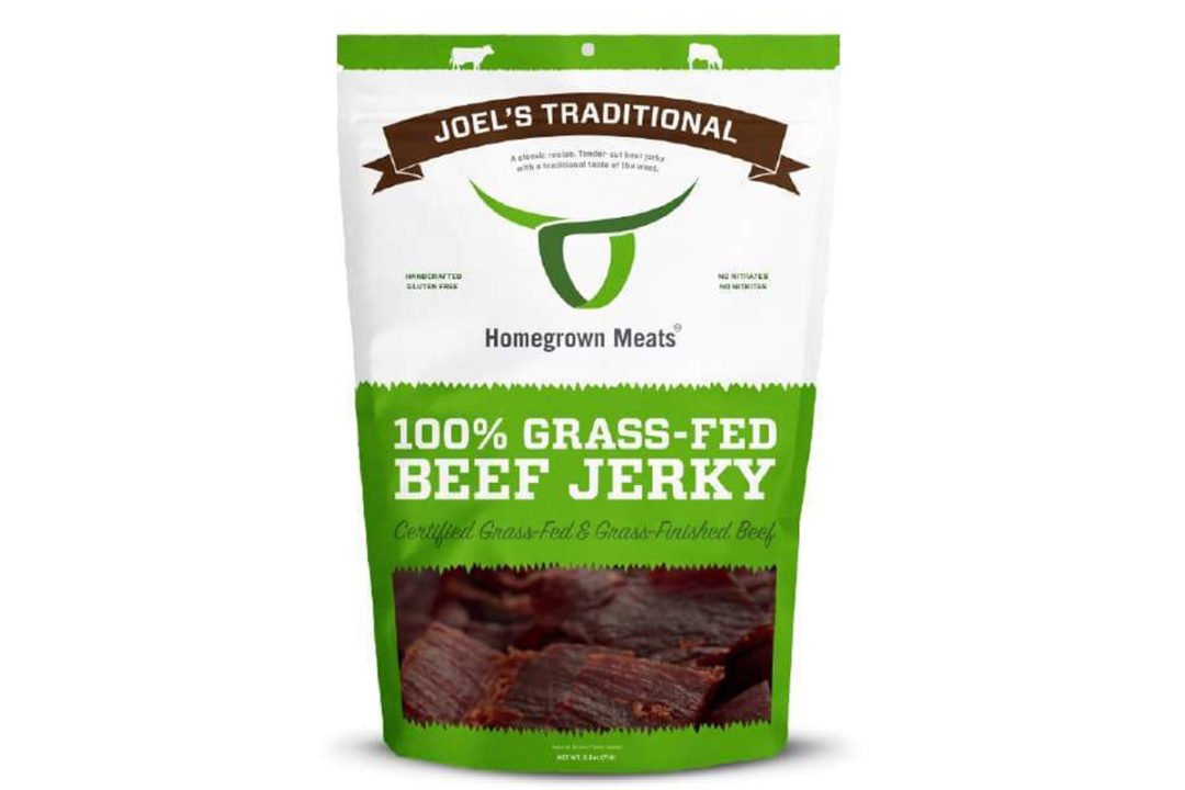 Homegrown Meats jerky