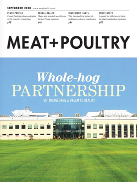 meat and poultry Sept
