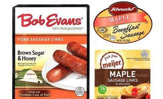 Bob evans sausage recall