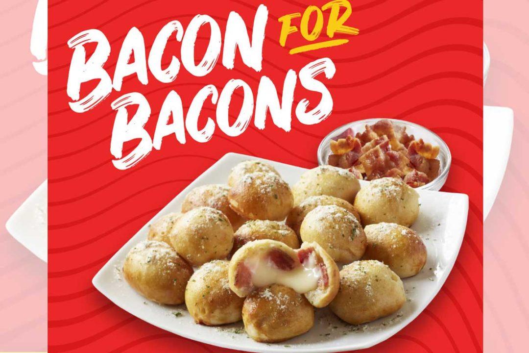 Pretzelmaker Bacon & Mozzarella Stuffed Bites