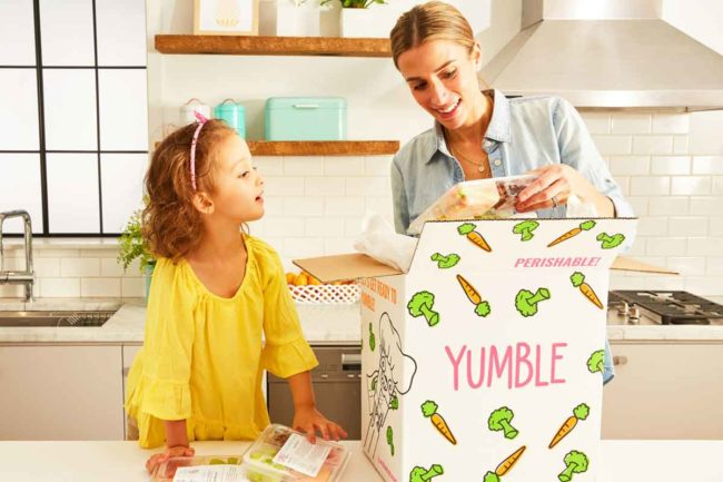 Yumble closed a Series A funding round of $8.5 million.