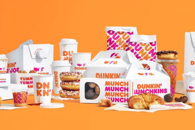 New Dunkin