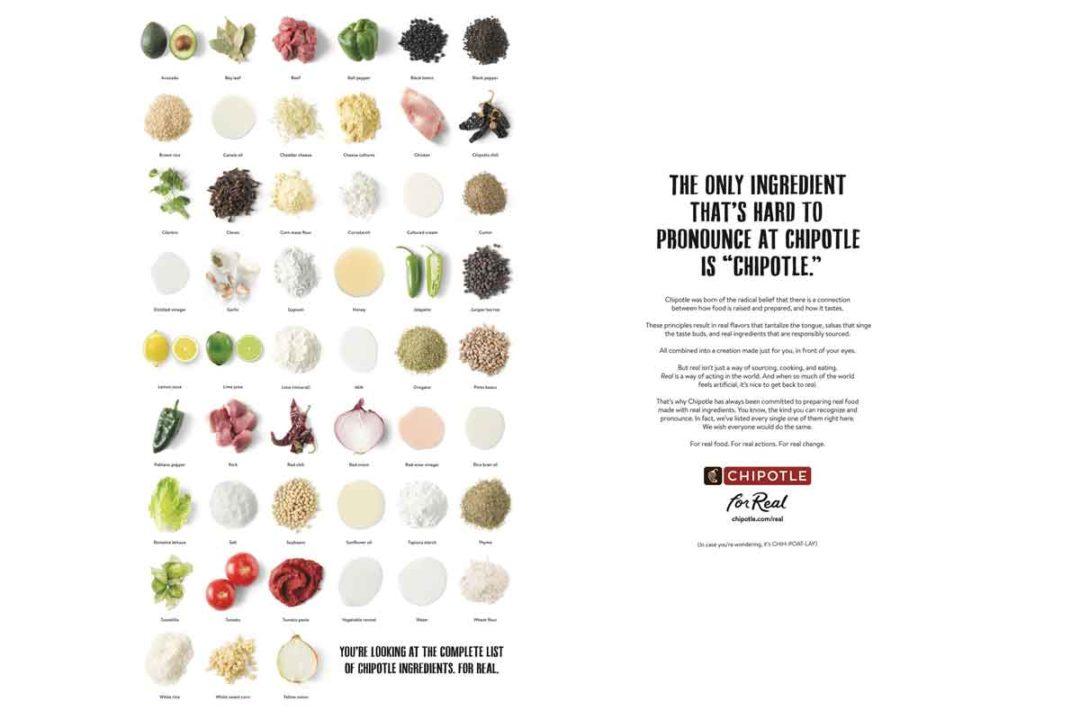 Chipotle Ad
