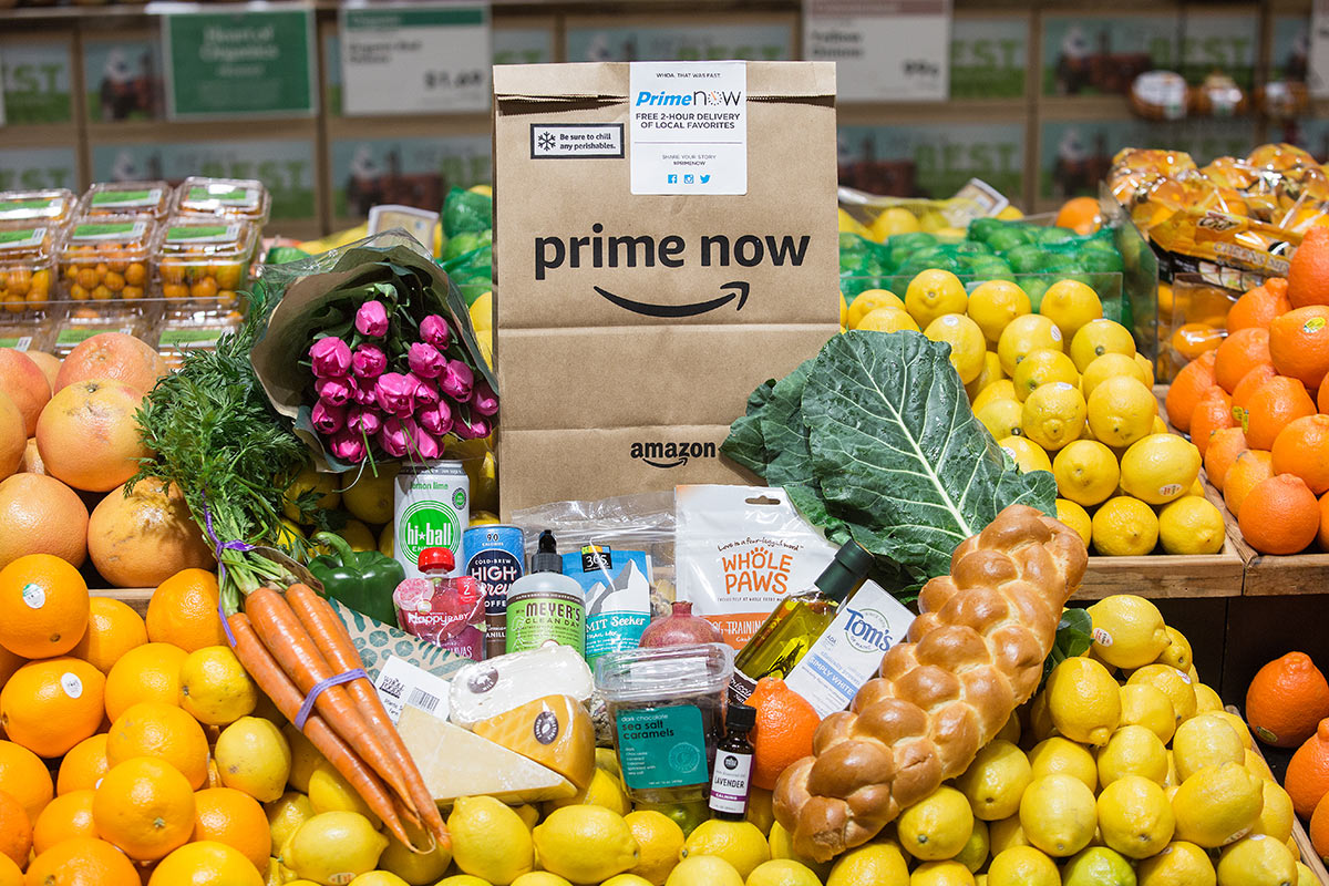 Amazon Whole Foods Grows Delivery And Curbside Pickup Service