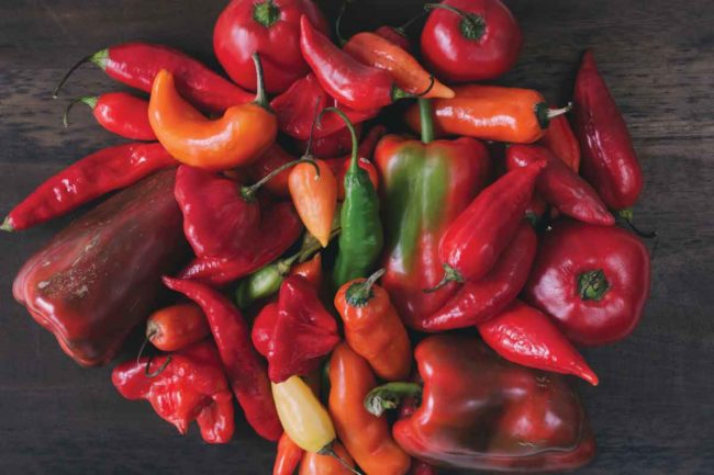 Consumers continue to search for foods with a kick -- the spicier the better.