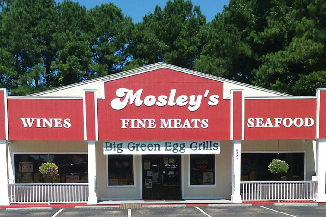 The Mosley family teams up to run two family meat shops in Mobile and Daphne, Alabama.