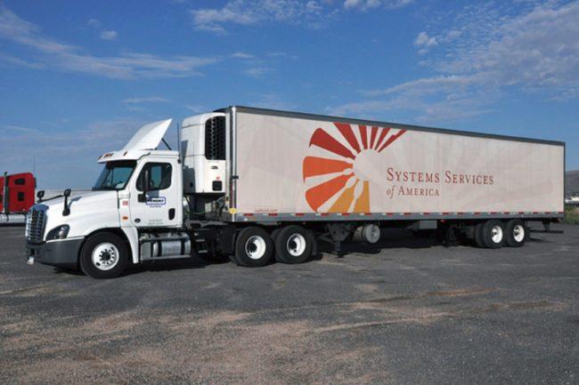 SSA Truck