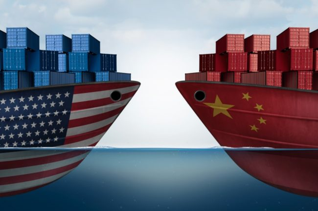 US China Trade Small