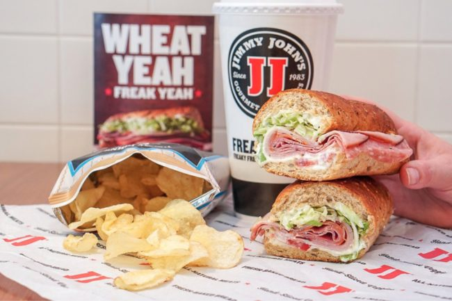 Jimmy Johns smaller