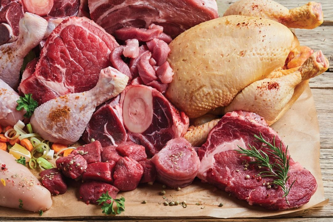Meat Poultry Products