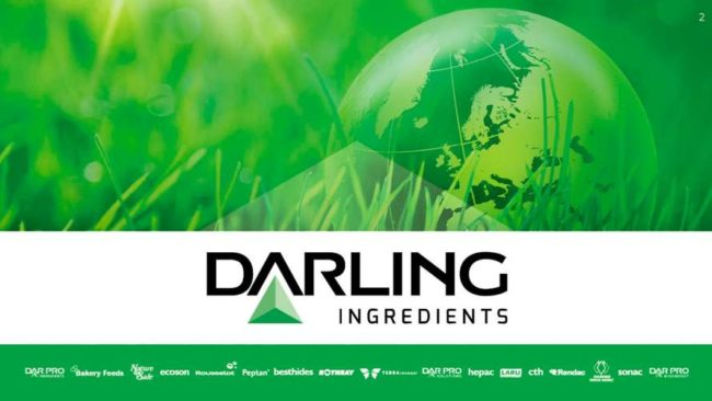 Darling ingredients