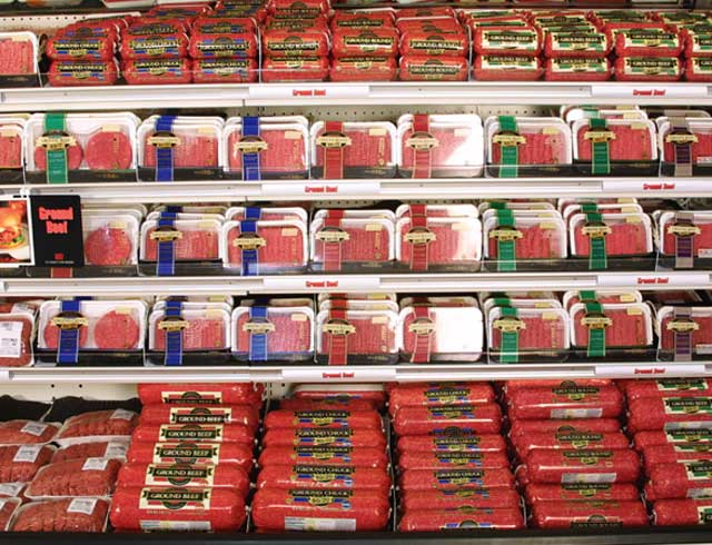 Chub ground beef packages generally enable longer shelf life and easy freezing for later use.