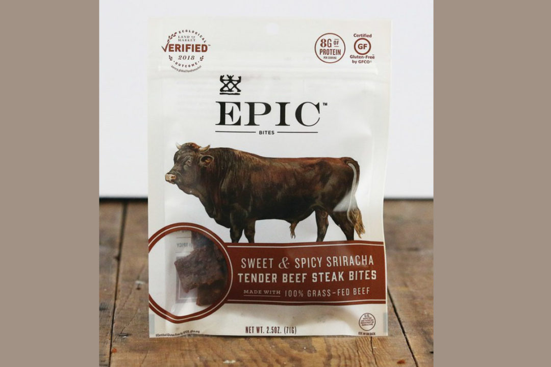 Epic beef