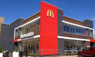 Mcdonalds-building