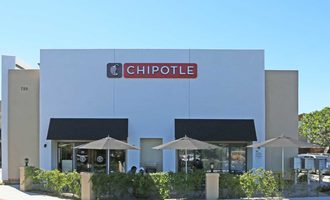 Chipotle bonita plaza