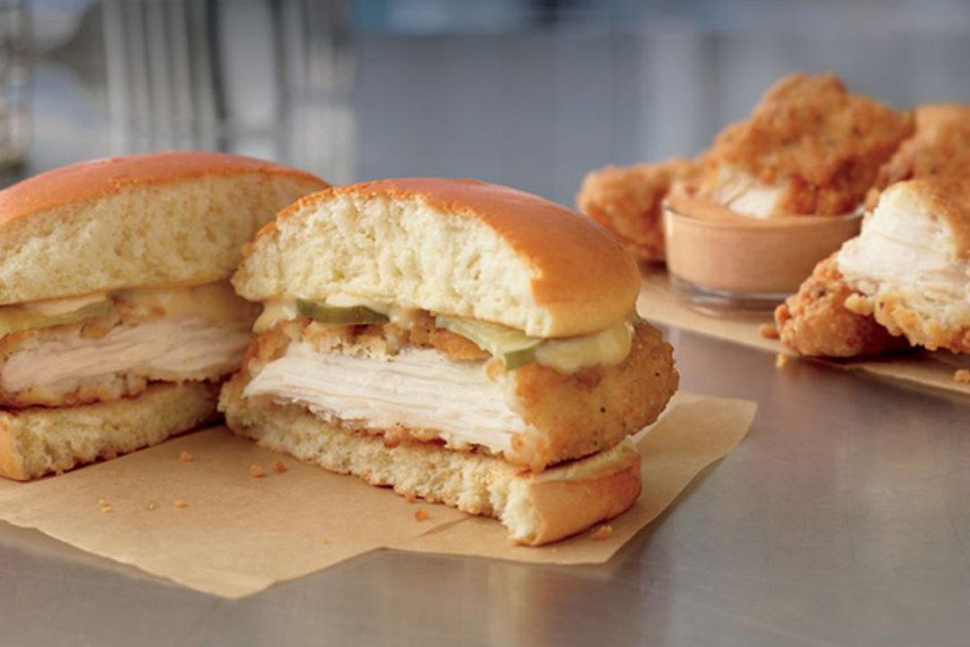 Ultimate Chicken Sandwich