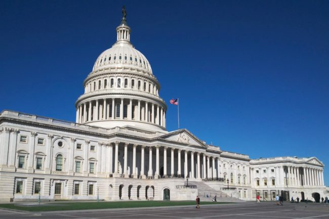 US Senate smaller