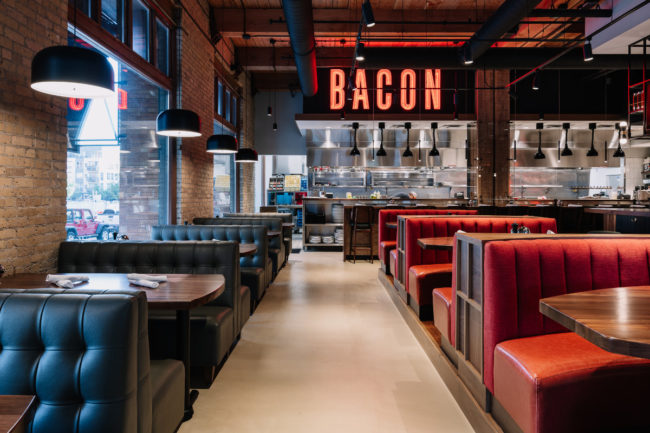 Bacon Social 1