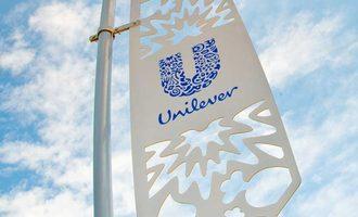 Unileversign smaller