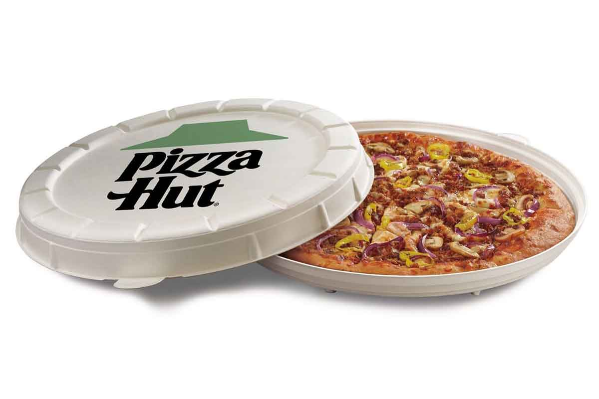 round pizza hut