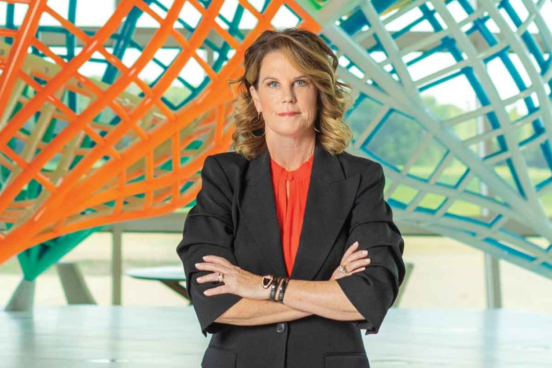Shelly Stayer was named chairwoman of Johnsonville LLC's Board of Directors in February.