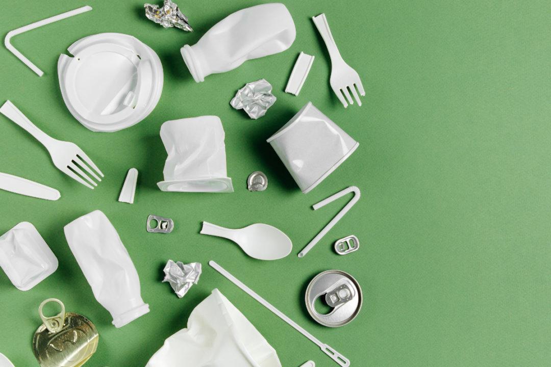 Plastic smaller