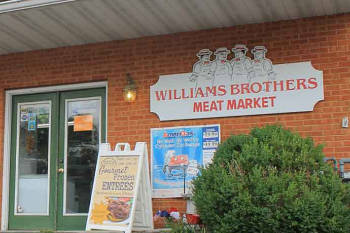 Williams Bros. Meat Market and Catering storefront.jpg