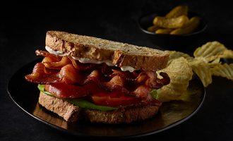 Black label bacon smallest