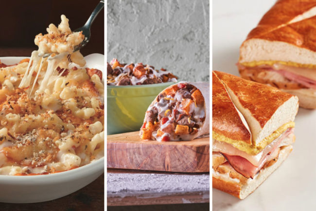 Comfort foods are trending in recent foodservice innovation.