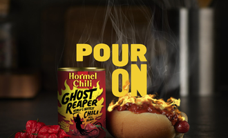 Hormel hot chili smallest