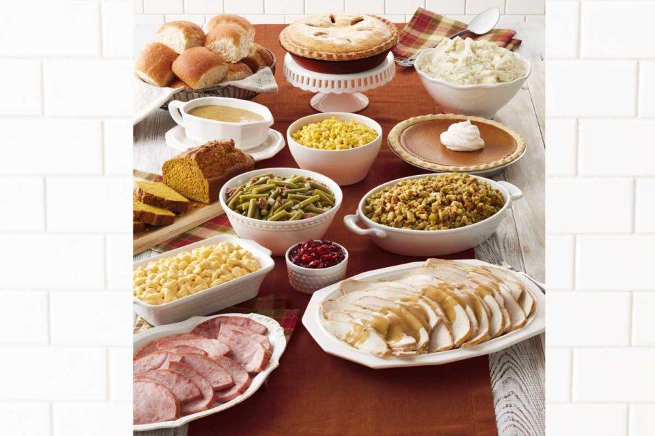 Thanksgiving Plan B As In Bob Evans 2018 11 08 Meat