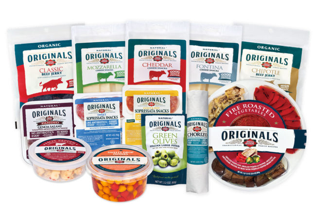 Originals Snacking