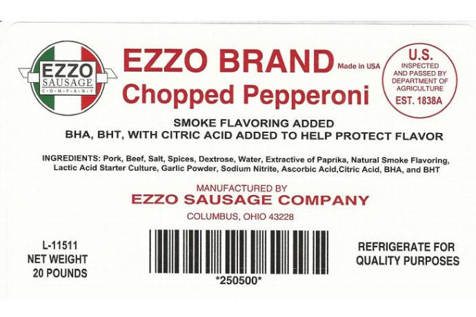 Ezzo Sausage small