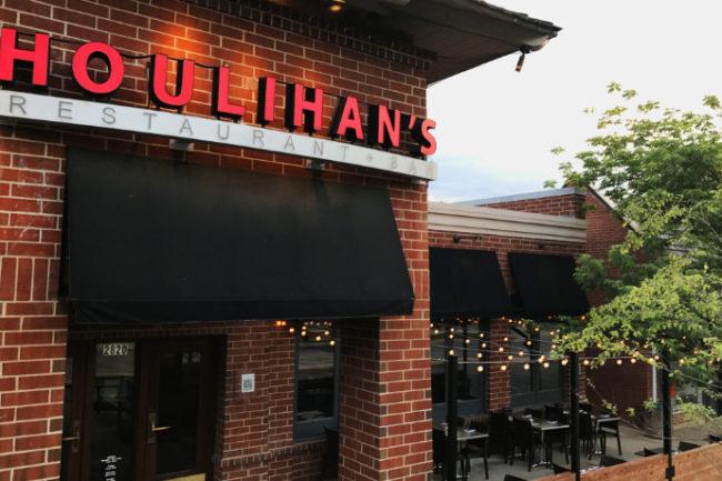 Houlihans restaurant
