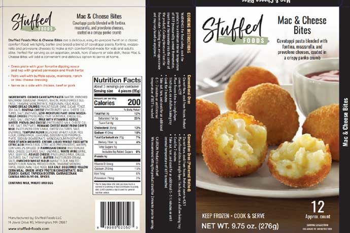 Company Recalls Chicken Poppers Sold As Mac N Cheese Bites 2020 11 12 Meat Poultry