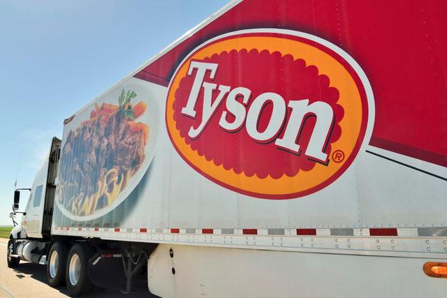 Tyson Truck